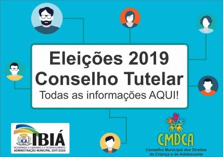 CMDCA LANÇA EDITAL PARA O CONSELHO TUTELAR